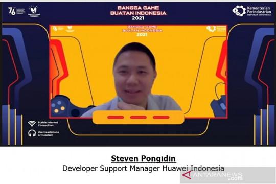 Huawei dukung Festival Bangga Game Buatan Indonesia