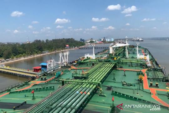 Pertamina kapalkan perdana 350 ribu barel minyak dari WK Rokan