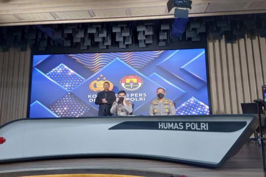 Dalam empat hari sudah 48 teroris ditangkap Densus 88 Polri