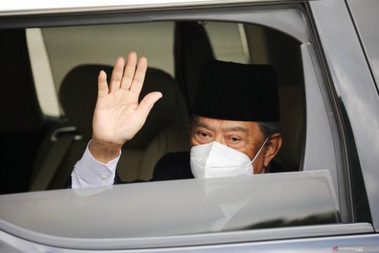 Perdana Menteri Malaysia Muhyiddin Yassin mengundurkan diri