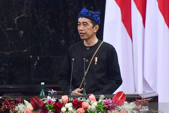 Kemarin, Sidang Tahunan MPR hingga mutasi di TNI