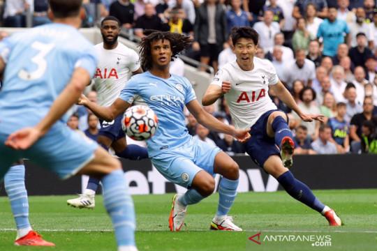 Liga Inggris: Tottenham tekuk Manchester City 1-0