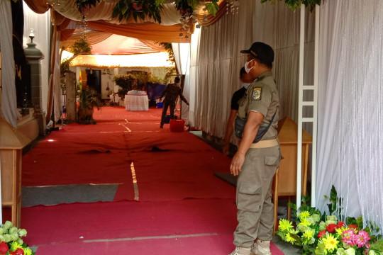 Satgas COVID-19: Hajatan penyebab utama lonjakan kasus di Tulungagung