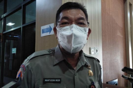 Persiapan tatap muka, sekolah di Mataram-NTB disemprot disinfektan