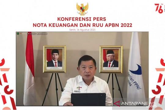 Kepala Bappenas paparkan strategi pembangunan pada RKP 2022