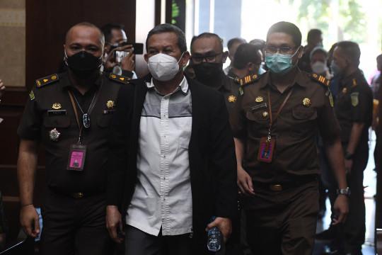 Sidang perdana kasus korupsi Asabri