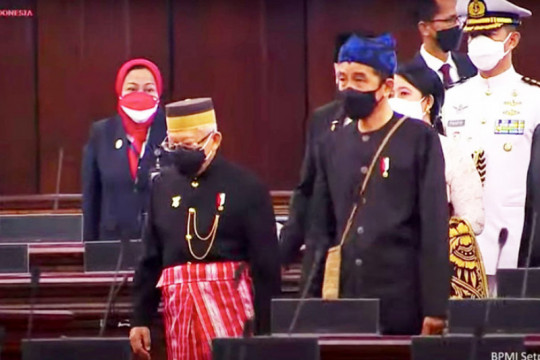 KSP: Presiden tepis stigma negatif Suku Baduy