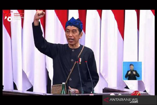 Pengamat soroti optimisme dalam pidato kenegaraan Presiden