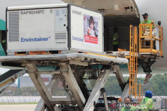 5.000.000 vaksin Sinovac tiba di Indonesia