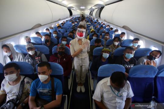 PPKM Jawa dan Bali, ini persyaratan penerbangan di Bandara AP II
