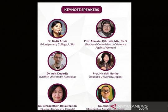 PPGAK Unand selenggarakan konferensi internasional soal gender