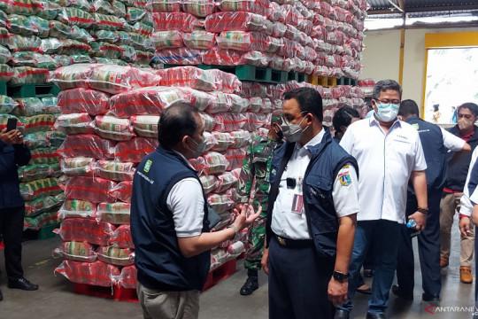 PIBC pasok 60 persen kebutuhan beras  Jakarta