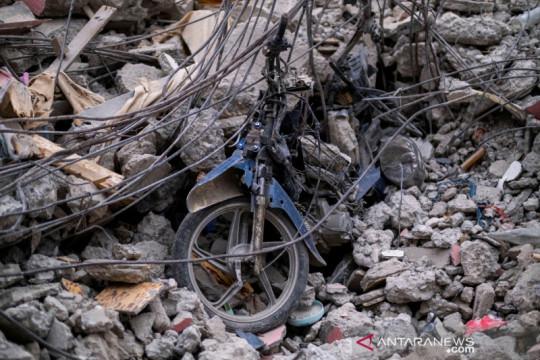 Penyintas gempa Haiti perlu bantuan, korban tewas hampir 2.000