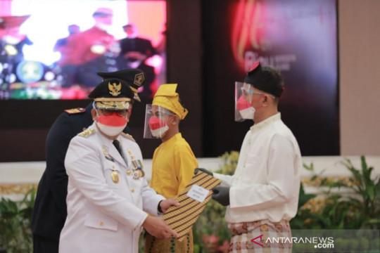 6.930 narapidana di 16 Lapas Riau peroleh remisi, 167 bebas