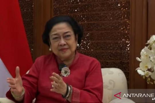 Megawati minta kader partai jangan hanya berada di zona nyaman