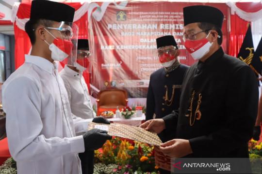5.233 narapidana DKI Jakarta peroleh remisi umum