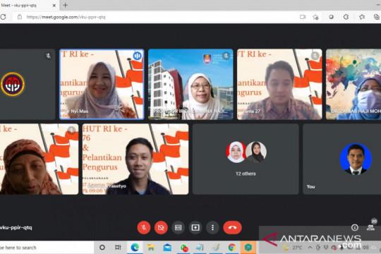 PPI UiTM di Malaysia peringati upacara HUT RI secara daring