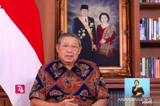 SBY sebut bangsa Indonesia harus yakin badai akan berlalu