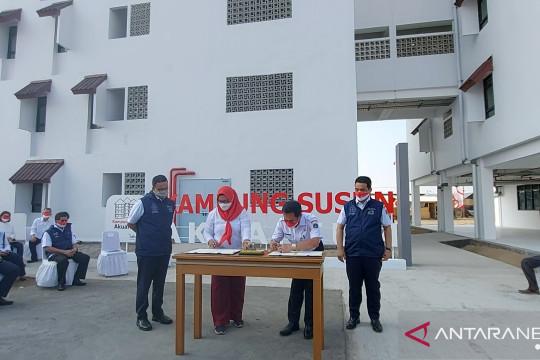 Pemprov DKI sepakati warga kelola Kampung Susun Akuarium