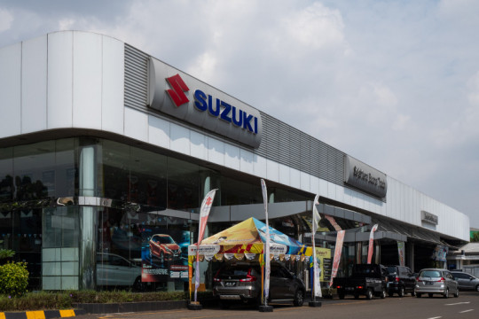 Cara Suzuki rayakan HUT ke-76 Kemerdekaan RI
