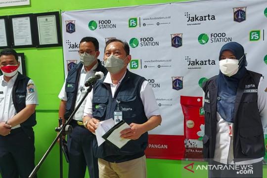 Food Station Tjipinang Jaya jamin beras bansos berkualitas premium