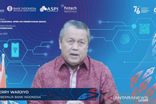 Bank Indonesia dan Bank Sentral Thailand luncurkan QR lintas batas