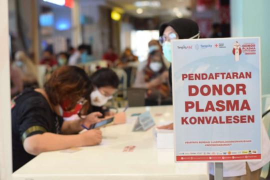 Tangcity - PMI gelar gerakan donor plasma target 240 kantong