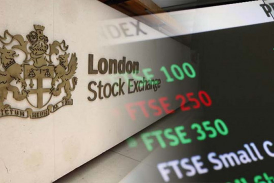 Saham Inggris berakhir positif, indeks FTSE 100 terkerek 0,20 persen