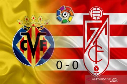 Villarreal dipaksa seri 0-0 oleh Granada pada laga pembuka