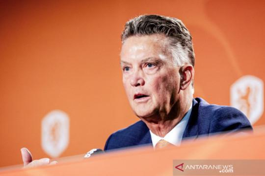 Louis van Gaal sebut alasan terima tawaran jadi pelatih timnas Belanda
