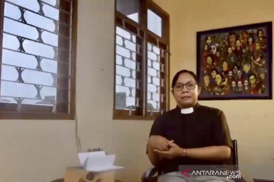 Tokoh lintas agama dukung DPR segera sahkan RUU PKS