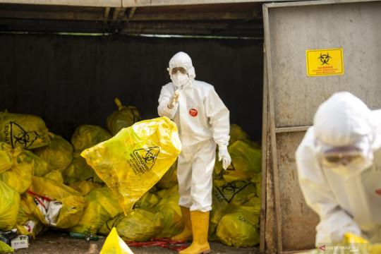 Pemprov DKI gandeng pihak swasta untuk tangani limbah medis