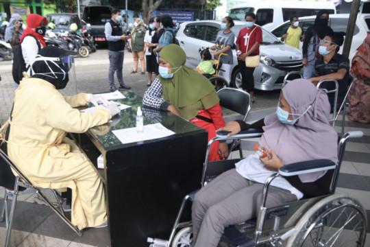 Ribuan penyandang disabilitas di Kota Malang siap divaksin