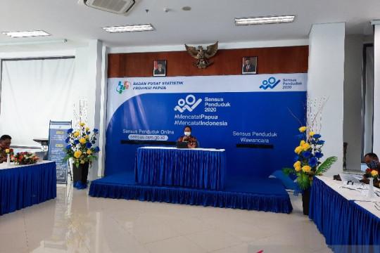 BPS sebut Indeks Demokrasi Indonesia di Papua 2020 turun tipis