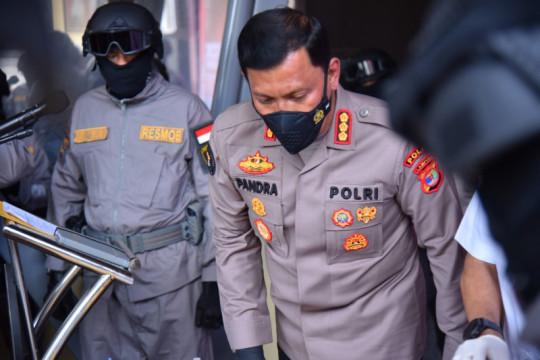 Polda Lampung awasi batasan tarif tertinggi pemeriksaan RT-PCR