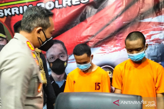 Polisi tangkap empat pemuda penganiaya bocah hingga tewas di Jakbar