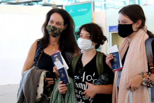 199 WN Australia tinggalkan Bali melalui Bandara Ngurah Rai