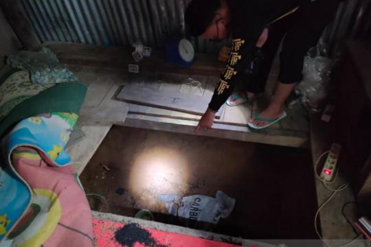 Polres Bulungan amankan sianida di lokasi pengolahan emas ilegal