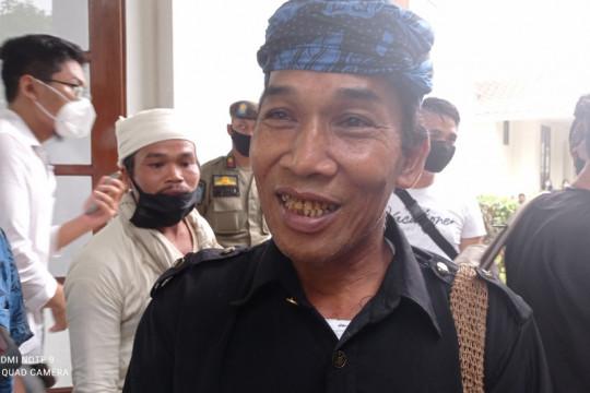Tetua Badui ajak warganya sukseskan program vaksinasi