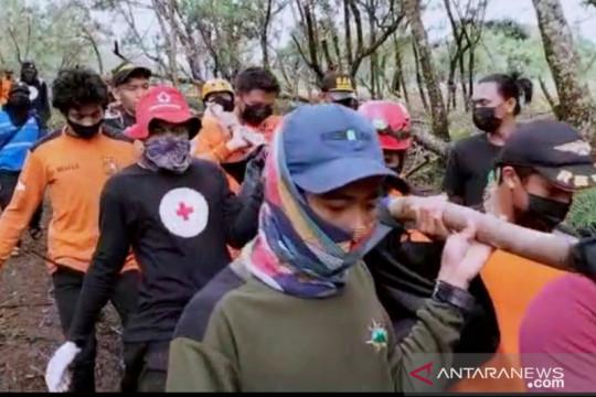 Dua pendaki Gunung Bawakaraeng memperingati HUT RI ditemukan tewas