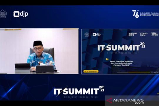 DJP selenggarakan IT Summit 2021