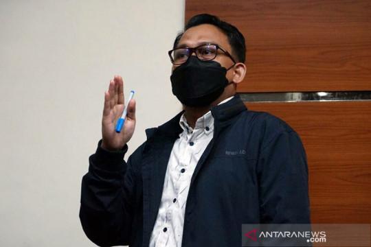 Mantan Bupati Banggai Laut Wenny Bukamo dieksekusi ke Lapas Sukamiskin