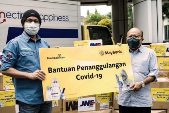 25 RS terima donasi alat kesehatan hingga tabung oksigen