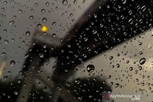 BMKG: Sejumlah daerah berpotensi dilanda hujan lebat