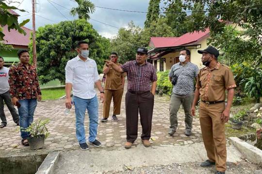 Pansus DPR Aceh temukan wastafel dibiayai APBA tidak berfungsi