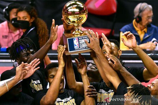 Sacramento Kings juara NBA Summer League Championship