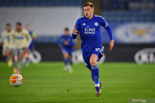Leicester City perpanjang kontrak Harvey Barnes hingga 2025