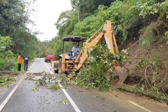 12 bencana alam terjadi di Agam dalam tiga hari
