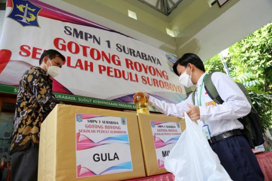 Cara pelajar Surabaya dapat uang Rp1 miliar untuk penanganan COVID-19