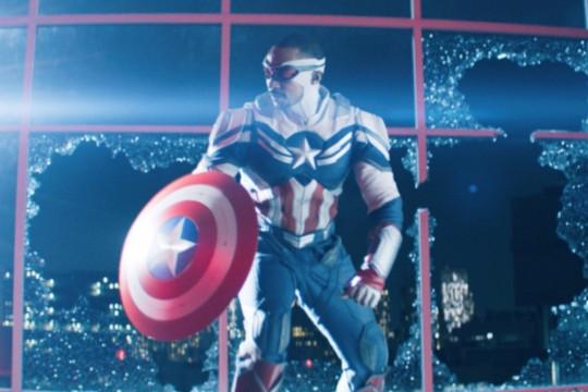 """Anthony Mackie akan hadir di """"Captain America 4"""""""